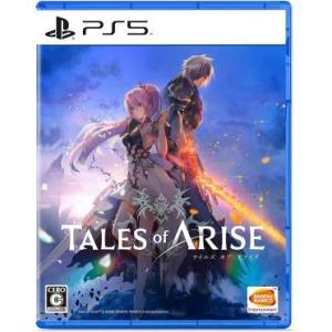 (発売日前日出荷)(PS5)テイルズ オブ アライズ(新品)(早期購入特典付き)(2021年9月9日...