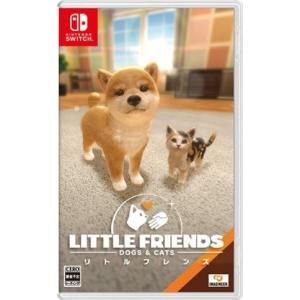 (Switch)LITTLE FRIENDS -DOG & CATS-(新品)