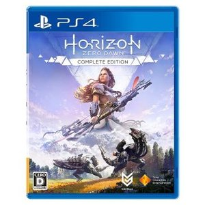 (PS4)Horizon Zero Dawn Complete Edition(新品)(取り寄せ)