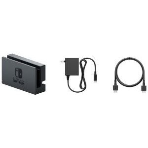 (Switch)Nintendo Switch ドックセット(新品)(取り寄せ)
