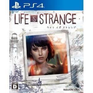 (PS4)Life is Strange(ライフ イズ ストレンジ)(新品)(取り寄せ)