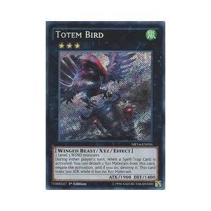 黒 TOTEM BIRD(S)(1st)(トーテムバード)(MP14)|famikonkun