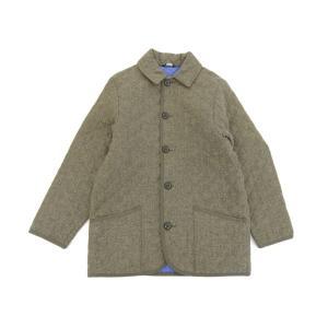 ブランド:【MACKINTOSH マッキントッシュ】 商品名:キルティング メンズ ジャケット 灰色...
