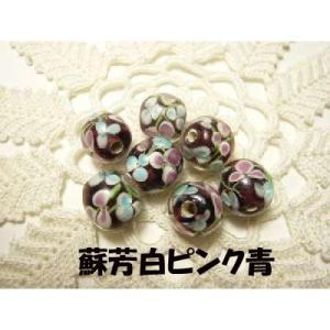 トンボ玉12mm球(1個) 手芸材料|familiamia