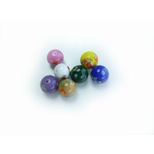 国産とんぼ玉8mm球 (トーキ) 9002/8(1個) 手芸材料|familiamia