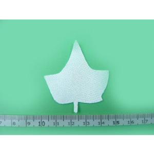 抜き弁 アイビーリーフM(20〜50枚) 花材 花びら 手芸材料 アートフラワー用|familiamia