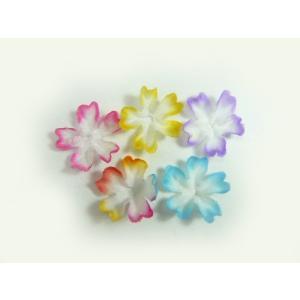 花びら ファンシー 桜(外ぼかし)(約60枚) 造花 髪飾り フラワーシャワー フラワーペタル|familiamia
