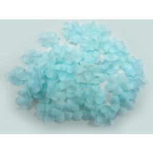 花びら ブルーシャワー(約50枚) 造花 髪飾り フラワーシャワー フラワーペタル|familiamia