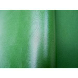 アートフラワー 造花用生地 レザークロス(緑) 中糊 150cm巾(1m)|familiamia
