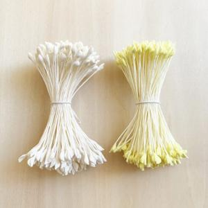 ペップ 花芯 花材 バラ 大(1束) めしべ おしべになる 手作り アートフラワー ラッピング 手芸材料|familiamia