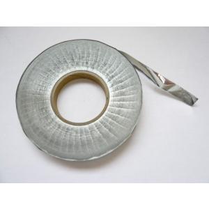 紙テープ9mm 約150m 銀(1個) 花材 アートフラワー つまみ細工|familiamia