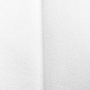 ちりめん 生地 一越 無地 白 10cm  髪飾りやつまみ細工に レーヨン 縮緬 はぎれ 和布|familiamia