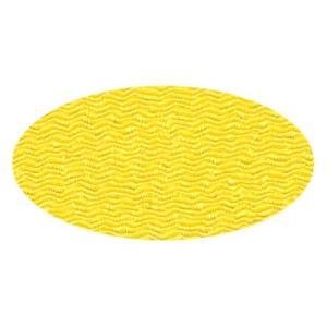 ちりめん 生地 無地 黄(43) 10cm  髪飾りやつまみ細工に 二越 レーヨン 縮緬 和風 はぎれ|familiamia