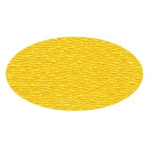 ちりめん 生地 無地 山吹(30) 10cm  髪飾りやつまみ細工に 二越 レーヨン 縮緬 和風 はぎれ|familiamia