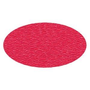 ちりめん 生地 無地 濃ピンク(11) 10cm  髪飾りやつまみ細工に 二越 レーヨン 縮緬 和風 はぎれ|familiamia