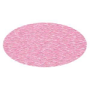 ちりめん 生地 無地 淡ピンク(8A) 10cm  髪飾りやつまみ細工に 二越 レーヨン 縮緬 和風 はぎれ|familiamia