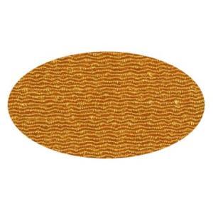 ちりめん 生地 無地 黄土色(33) 10cm  髪飾りやつまみ細工に 二越 レーヨン 縮緬 和風 はぎれ|familiamia