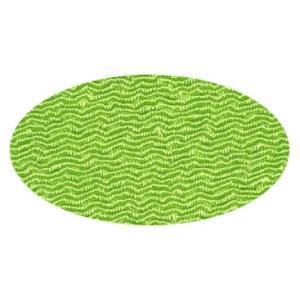 ちりめん 生地 無地 黄緑(56) 10cm  髪飾りやつまみ細工に 二越 レーヨン 縮緬 和風 はぎれ|familiamia