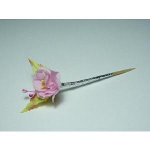 アウトレット造花 フラワーブーケ 桜(楊枝付) ラッピングツール&ケーキピック|familiamia