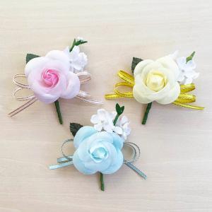 花飾り・コサージュ・胸花◆卒業式・入学式・卒園...の詳細画像2