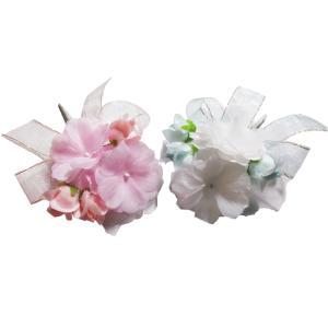 花飾り・コサージュ・胸花◆ジャスミンとバラのコ...の関連商品7
