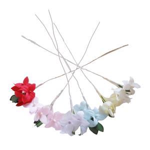 アウトレット造花 小花210 ラッピング プレゼントやギフトにアートフラワーを添えて