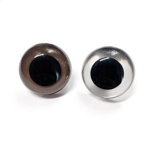 クリスタルアイ30mm(ストレート)(1個) さし目 眼 鼻 アニマルアイ|familiamia