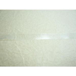 テープ透明ゴム8mm×0.16mm(1m) ソーイング 手芸材料 のびる透明テープ|familiamia