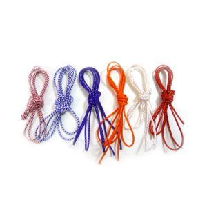 紐 中唐打ち紐 柄(太さ約2mm) 100cm 1本 手芸材料 根付やちりめん細工 和風小物作りに|familiamia