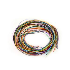 紐 細唐打ち紐(太さ約1.2mm)100cm お試し 各色1本ずつのセット(16色各1本)(16本) 手芸材料|familiamia