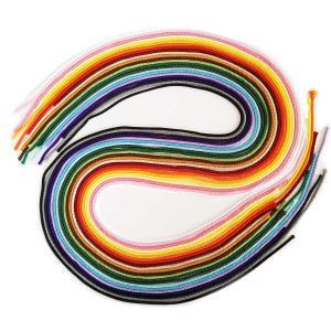 江戸打ち紐中(太さ約3mm)100cm お試し 各色1本ずつのセット(22色各1本)(22本)|familiamia