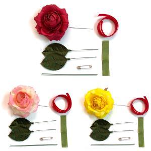 手作りキット・花飾り・胸花◆卒業式・入園式 定番...の商品画像