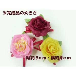 手作りキット・花飾り・胸花◆卒業式・入園式 定...の詳細画像4