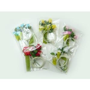 手作りキット・花飾り・胸花・造花◆卒業式・入学...の詳細画像1