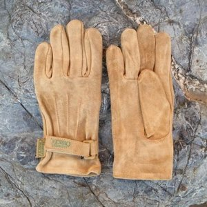 ガーデナーズチョイス 女性用ウォッシャブルレザーグローブ(牛革) NO.1026(送料無料・ネコポス対応・代引不可) family-tools