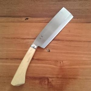 切れるよろこび 磨き 片刃鉈(なた) 165mm(送料無料) family-tools