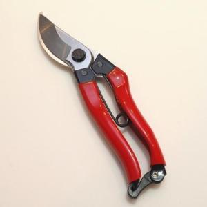 切れるよろこび 左きき 剪定200 赤グリップ|family-tools