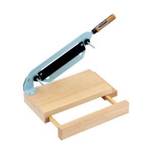 押し切り包丁 豊稔企販 のしもち切り A-0801(送料無料)|family-tools