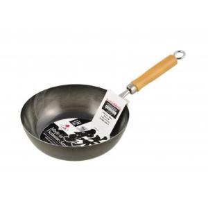 パール金属 The鉄 いため鍋24cm HB-2404|family-tools