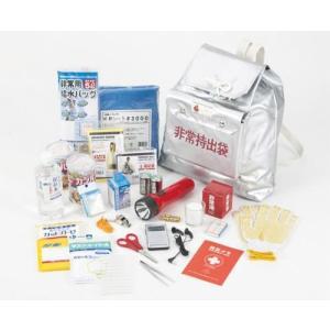 高森コーキ 防災緊急避難14点セット DFK-150(送料無料)|family-tools