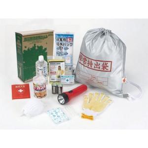 高森コーキ 本棚に保管できる防災緊急避難11点セット DFK-50(送料無料)|family-tools