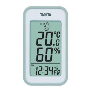 熱中対策 タニタ デジタル 温湿度計(グレー) TT-559-GY|family-tools