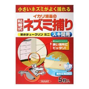 イカリ消毒 耐水チュークリン ミニ スキ間用 5枚入|family-tools