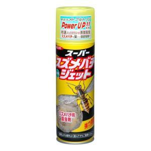 イカリ消毒 スーパースズメバチジェット 480ml|family-tools