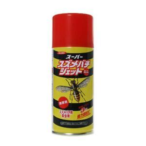 イカリ消毒 スーパースズメバチジェットミニ 180ml (携帯用)|family-tools