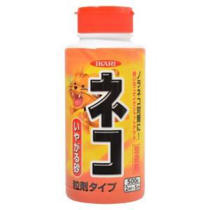 イカリ消毒 ネコ専用いやがる砂 500g|family-tools