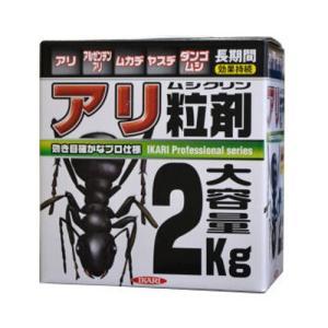 イカリ消毒 ムシクリン粒剤 大容量2kg|family-tools