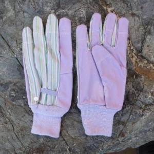 ガーデンパーティー 女性用コットンメッシュガーデングローブ パープル NO.925(送料無料・ネコポス対応・代引不可) family-tools