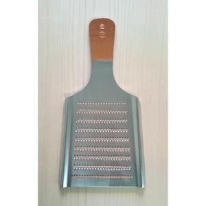 燕三条製 手彫り 純銅両面おろし金 2番 family-tools