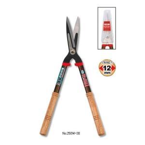 カマキ(Kamaki) 高級刈込鋏(小) No.250W-30|family-tools